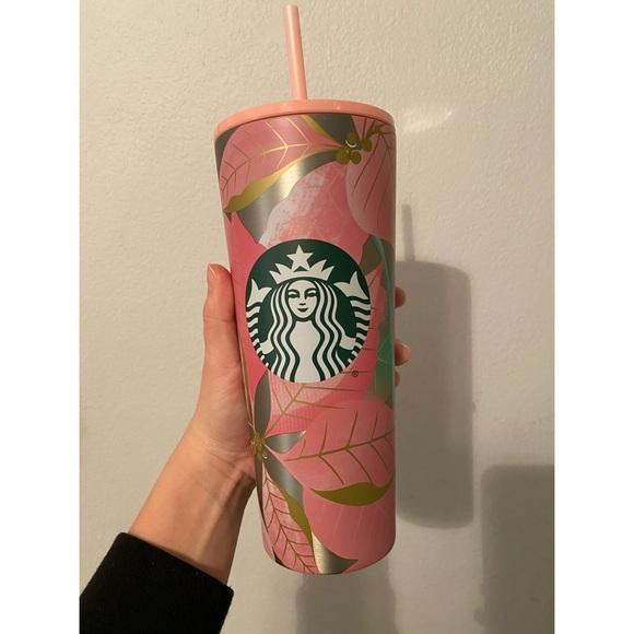 Starbucks Tumblr Holiday 2020